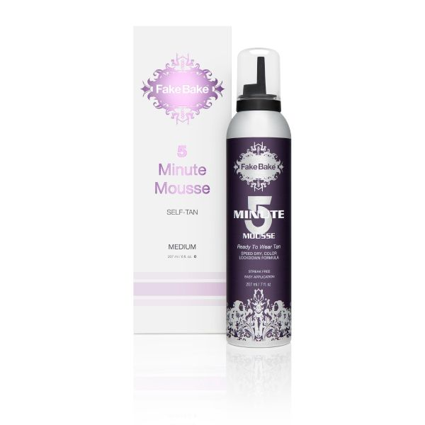 Fake Bake 5 Minute Mousse Instant Self-Tan