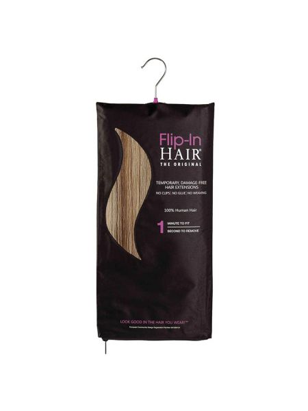 Flip-In Hair Extensions The Original Golden Brown/Light Blonde 6/613