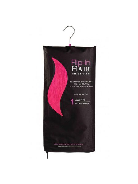 Flip-In Hair Extensions The Original Pink