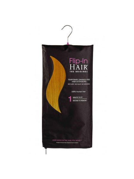Flip-In Hair Extensions The Original Yellow