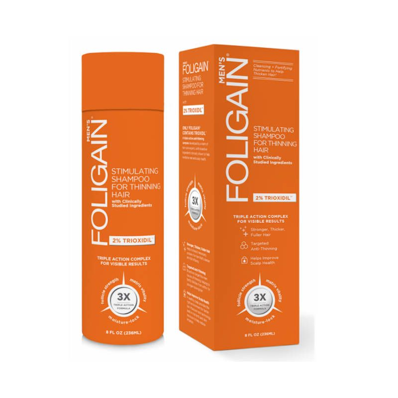 Foligain Shampoo 2% Trioxidil Men 236 ml