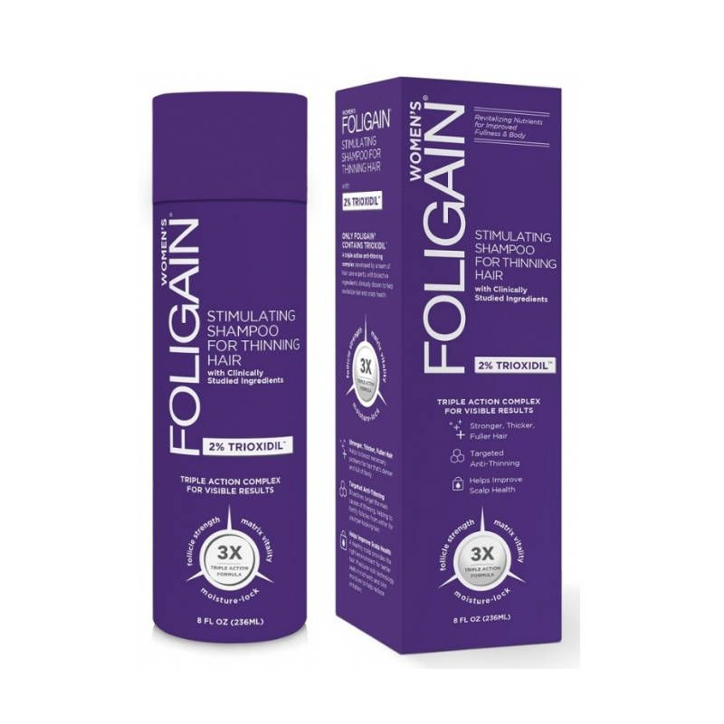 Foligain Shampoo 2% Trioxidil Women