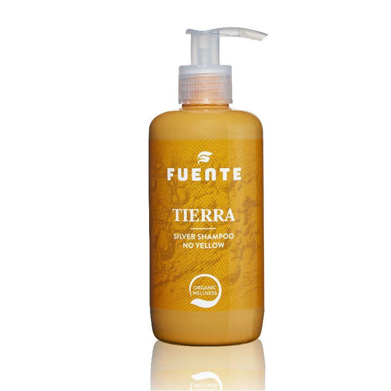 Fuente Tierra Silver Shampoo No Yellow