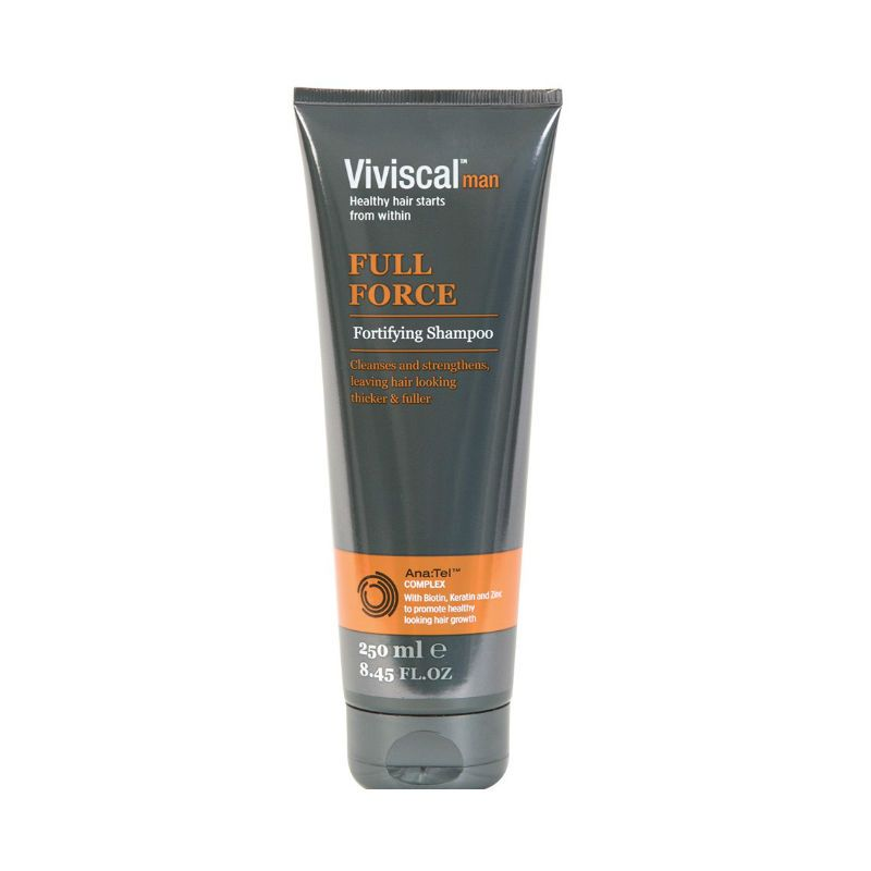 Viviscal Man Full Force Shampoo