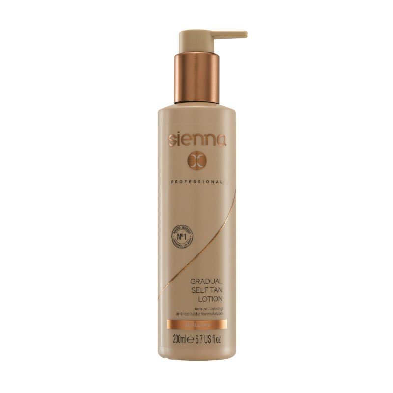 Sienna-X Gradual Glowing Self Tan