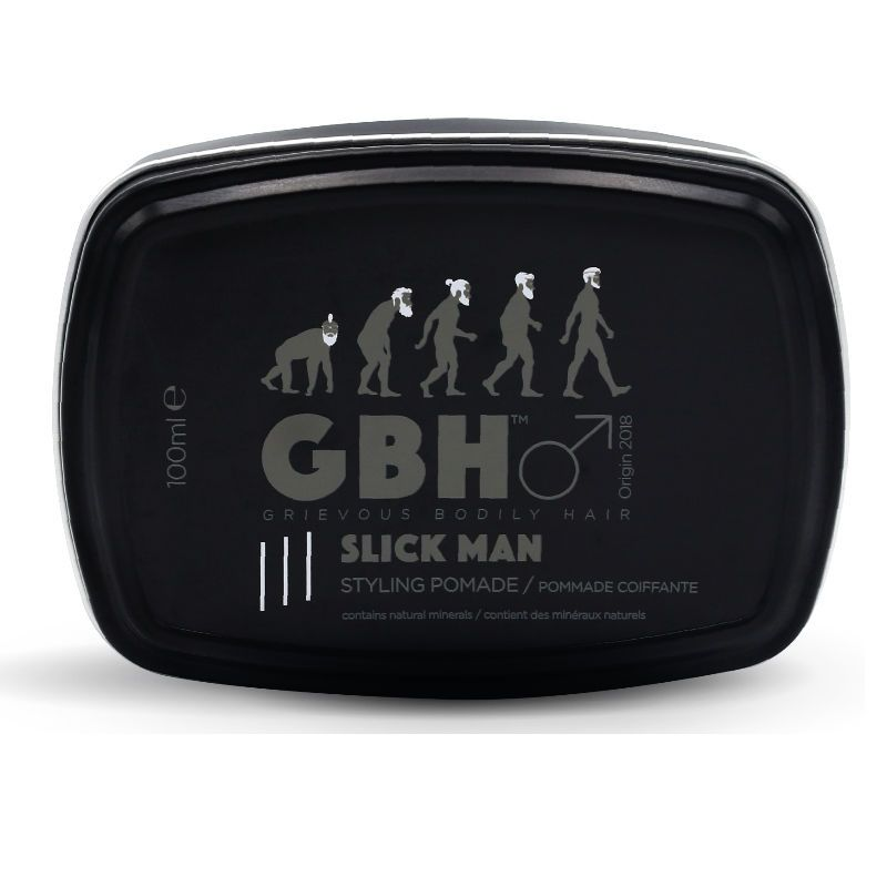 GBH Slick Man (Clear Pomade) 100ml