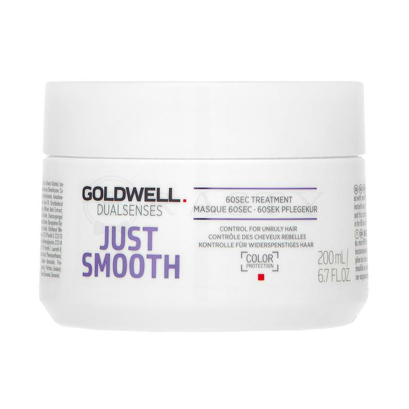 Goldwell Dualsenses Just Smooth 60sec Treatment -200ml