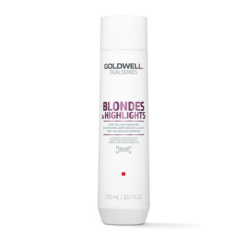 Goldwell Dualsenses Blondes Anti-Yellow Shampoo 300ml