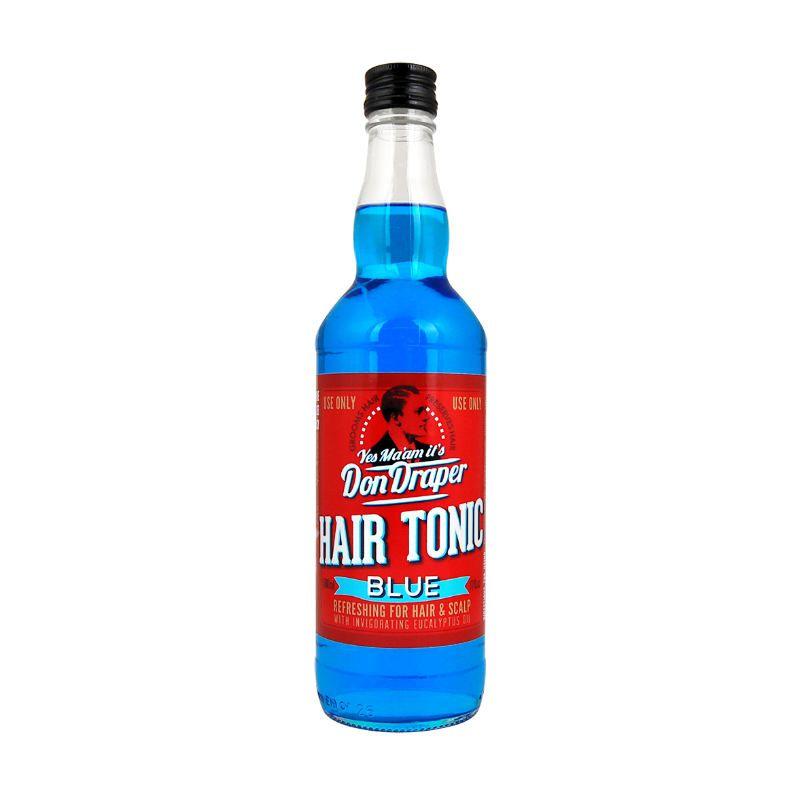 Don Draper Haar Tonic Blauw