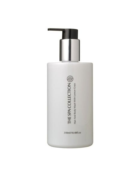 The Spa Collection Hair & Body Wash Lemongrass
