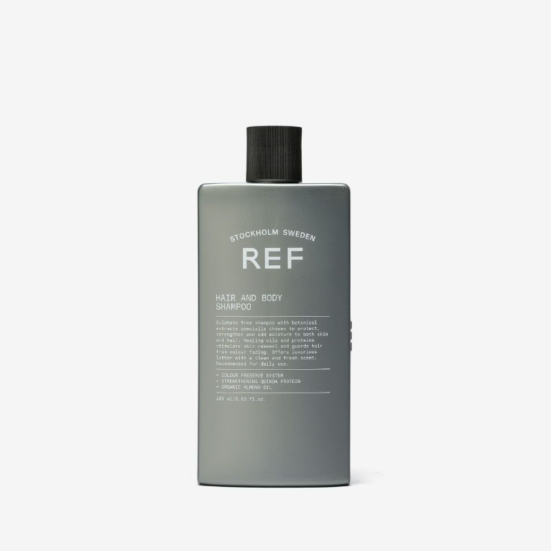 REF Hair & Body Shampoo  285ml