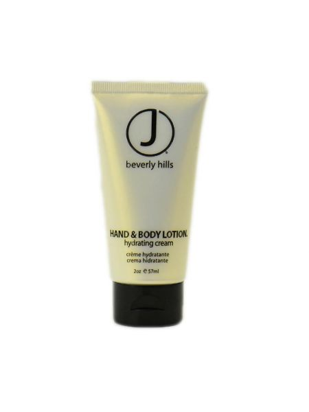 J BEVERLY HILLS HAND & BODY LOTION