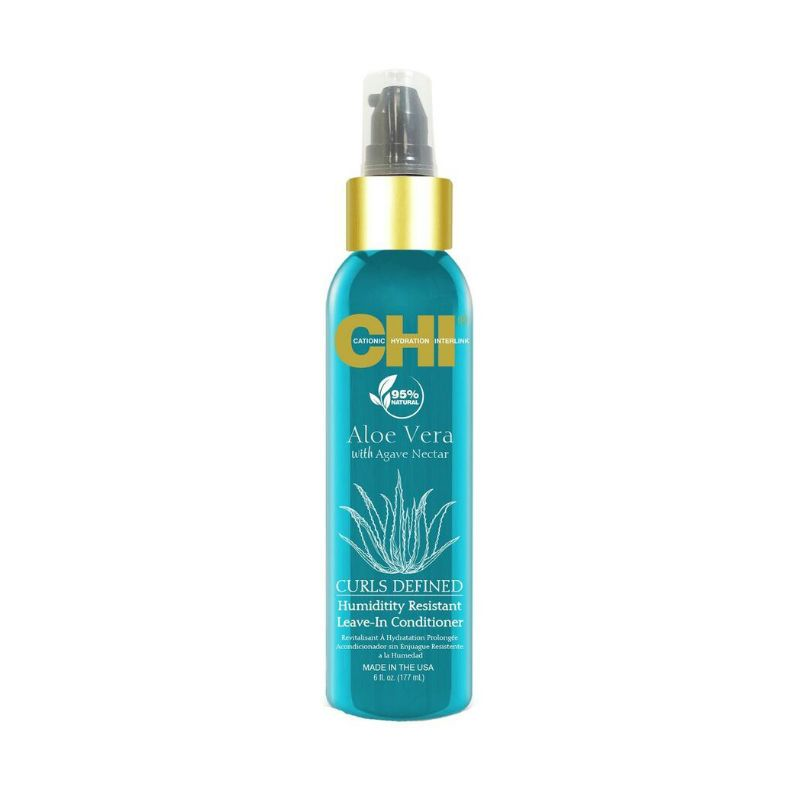 Chi Aloe Vera With Agave Nectar Humidity Resistant Leave-In Conditioner