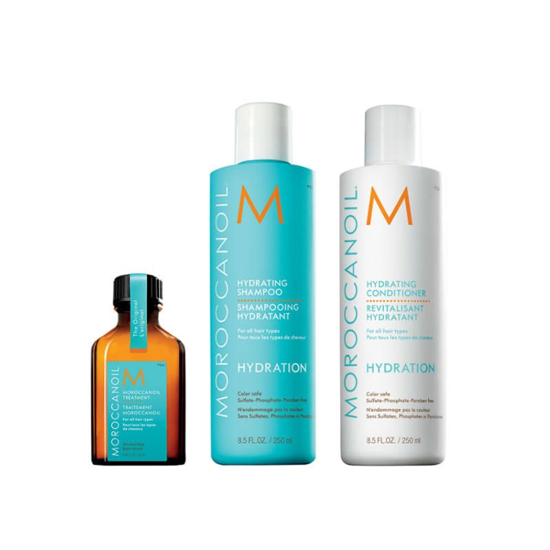Moroccanoil Hydrating Treatment Set incl. GRATIS Treatment