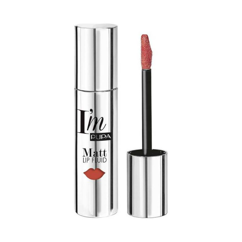 Pupa I'm Matt Lip Fluid Pure Colour 012 Rose Nude
