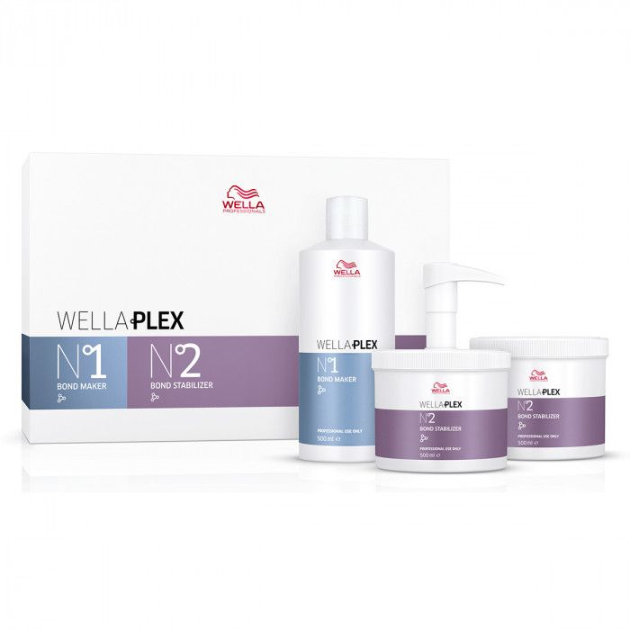 Wella Professionals Wella plex Kit - Big Step 1+2