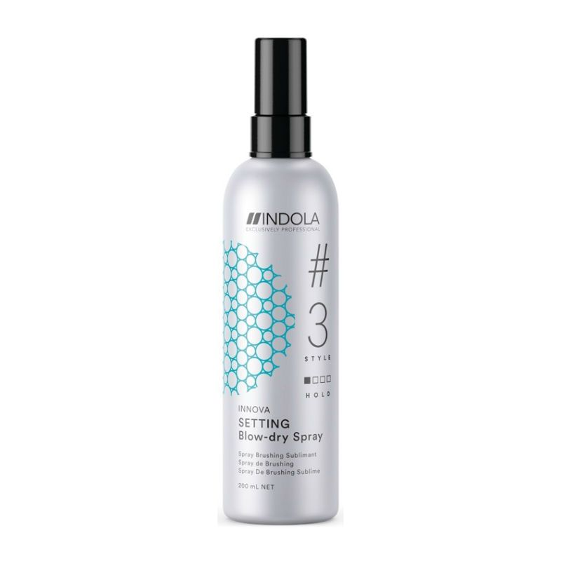 Indola Innova Setting Blow Dry Spray 200ml