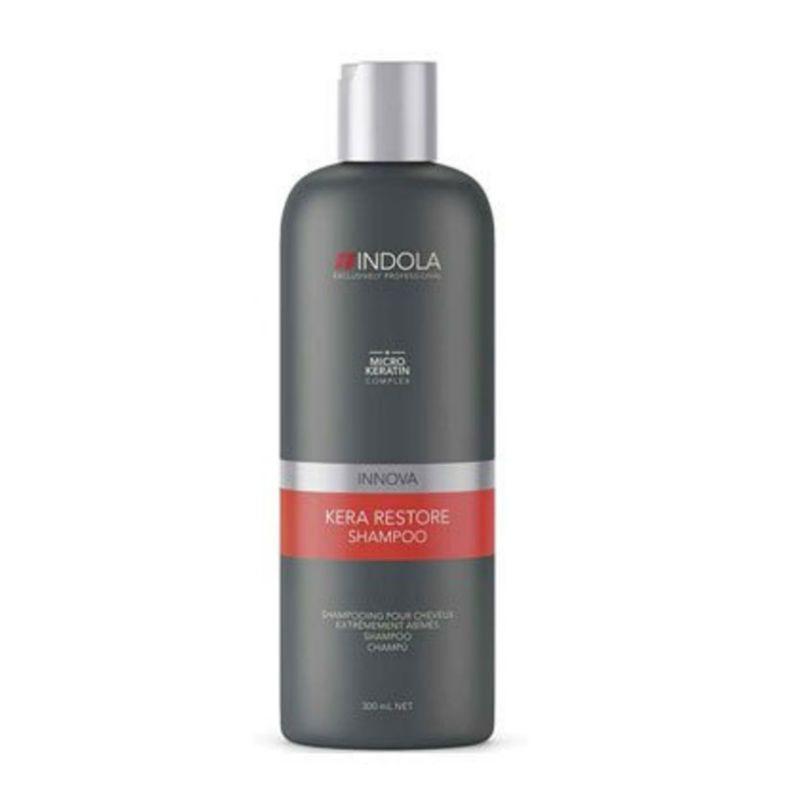 Indola Innova Kera Restore Shampoo - 300ml