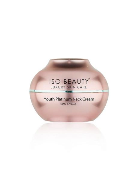 ISO Beauty Lava Youth Platinum Neck Cream