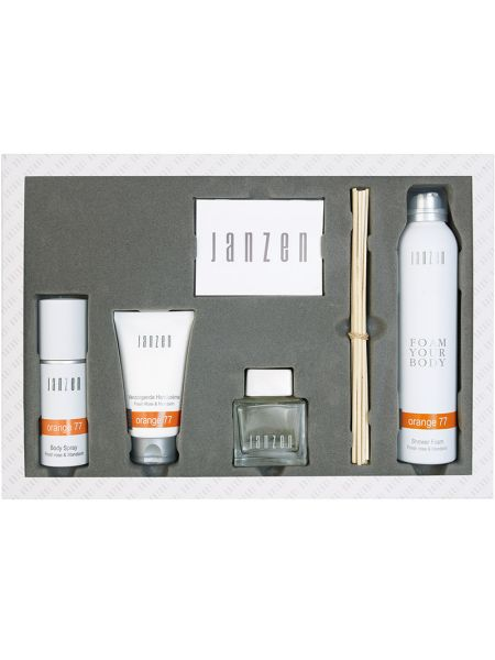 Janzen Home & Beauty Set Orange 77