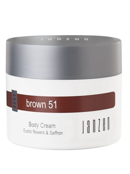 Janzen Body Cream Brown 51
