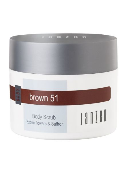 Janzen Body Scrub Brown 51