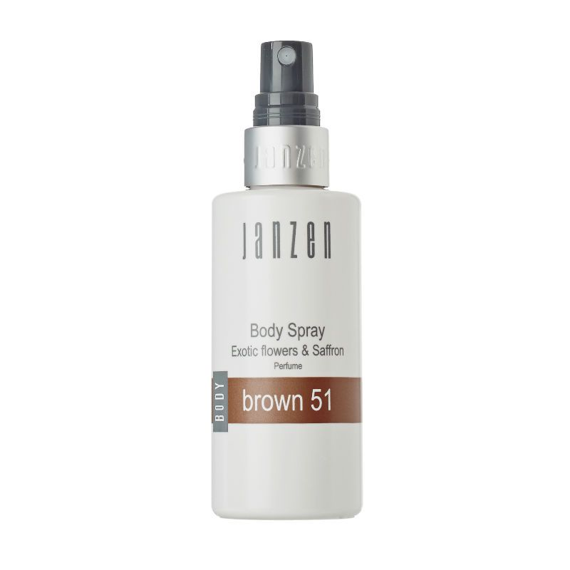 Janzen Body Spray Brown 51