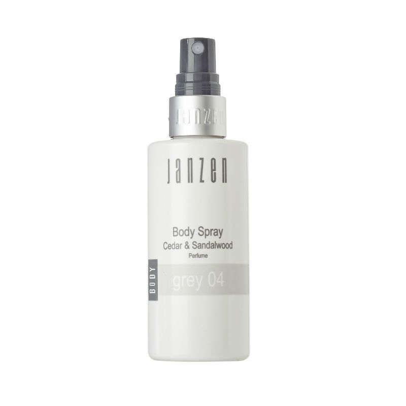 Janzen Body Spray Grey 04 100ml