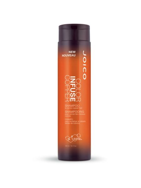 Joico Color Infuse Copper Shampoo