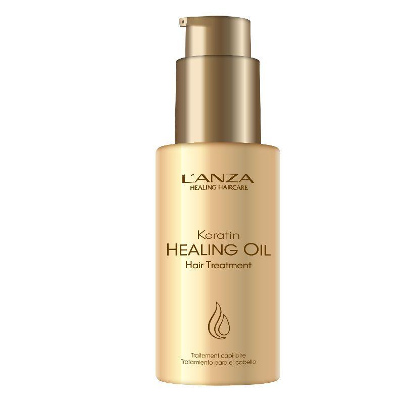 L'anza Oil Hair Treatment