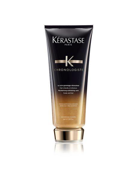 Kérastase Chronologiste Soin-Gommage Rénovateur Pre-Shampoo voor Ouder Wordend Haar