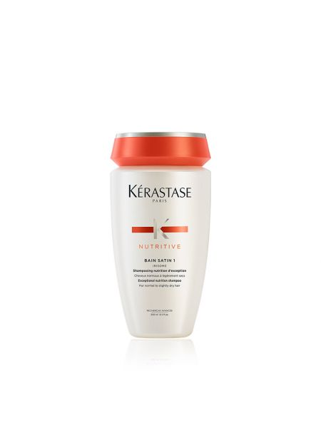 Kérastase Nutritive Bain Satin 1 Shampoo voor Licht Droog Haar