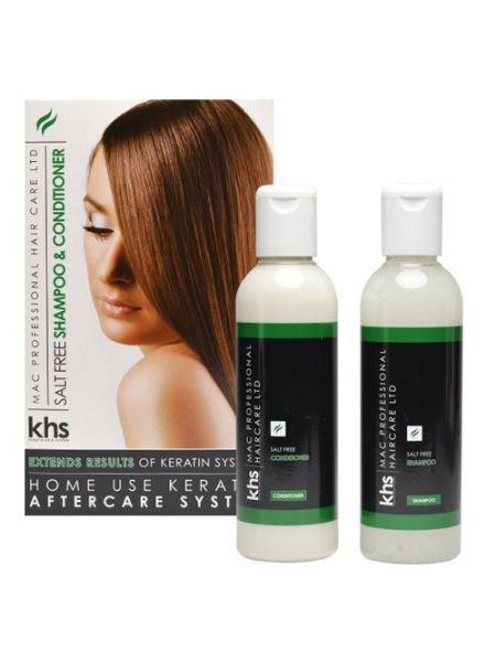 KHS Salt Free Shampoo & Conditioner