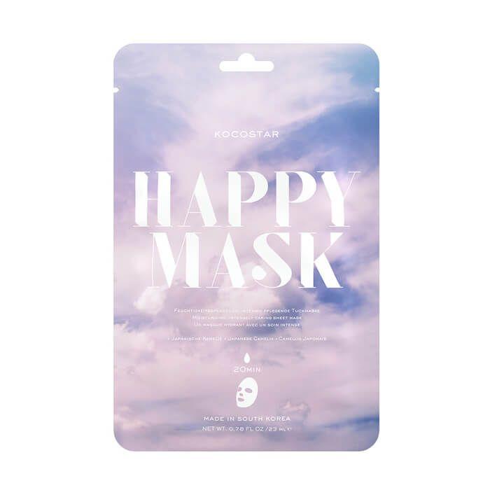Kocostar Camellia Happy Mask Gezichtsmasker