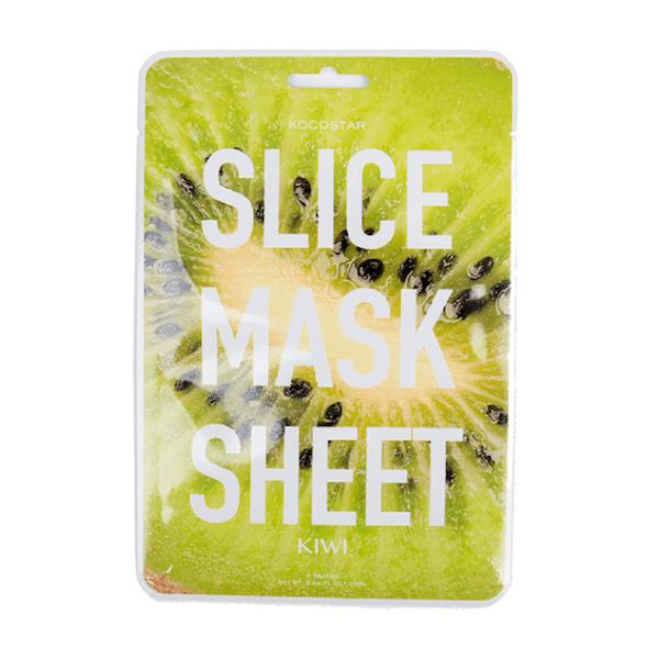 Kocostar Slice Mask Sheet Kiwi Gezichtsmasker