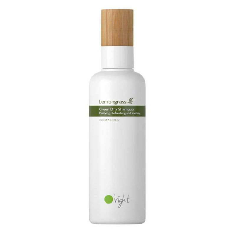 O'Right Lemongrass Green Dry Shampoo