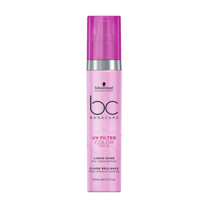 Schwarzkopf BC Bonacure UV Filter Color Freeze Liquid Shine Serum