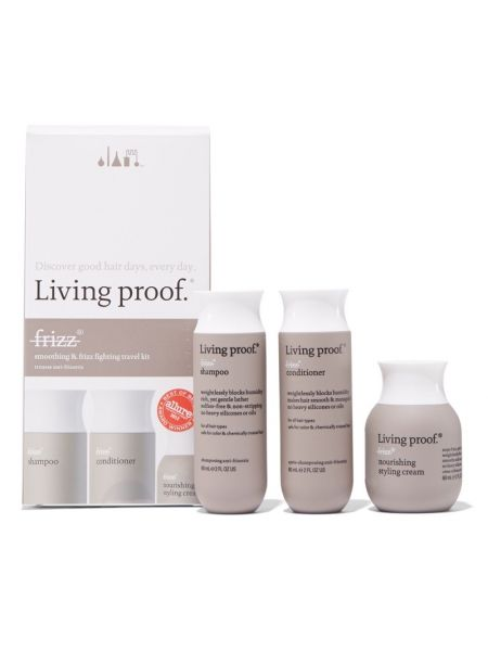 Living Proof No Frizz Travel Kit