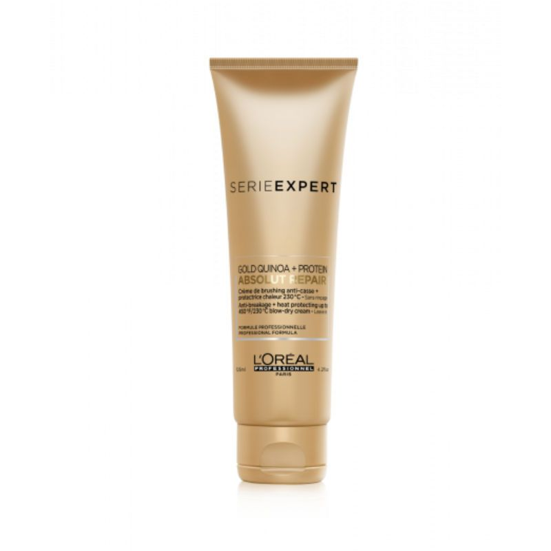 L'Oréal Professionnel Absolut Repair Gold Brush Cream 125 ml
