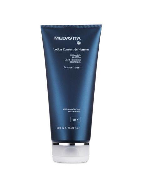 Medavita Lotion Concentrée Homme Light Hold Hair Cream-Gel