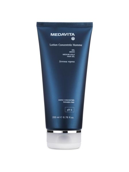 Medavita Lotion Concentrée Homme Medium Hold Hair Gel