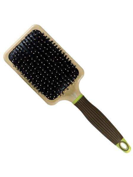 Macadamia Paddle Cushion Brush