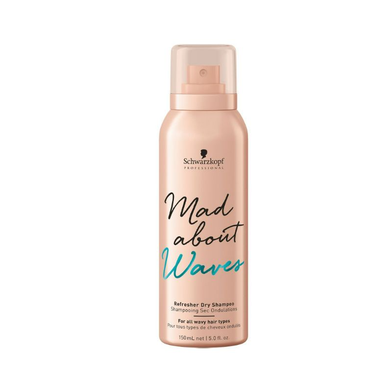 Schwarzkopf Mad About Waves Refresh Droogshampoo 150ml