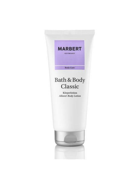 Marbert Bath en Body Classic Allover Body Lotion