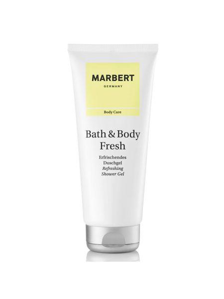 Marbert Bath en Body Fresh Refreshing Shower Gel