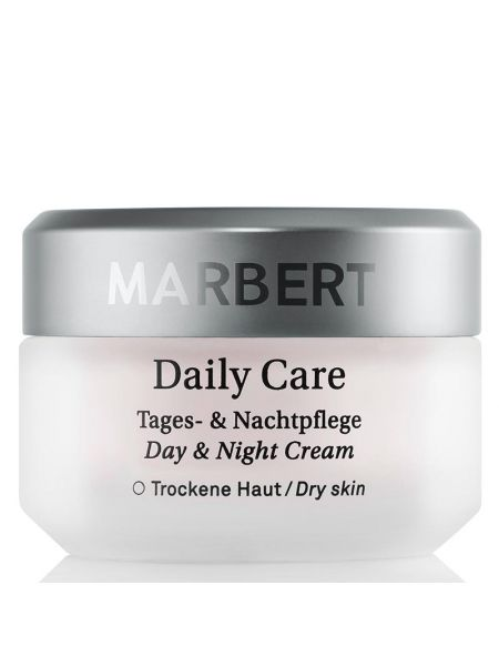 Marbert Basic Care/Daily Care Day & Night Cream voor de Droge Huid