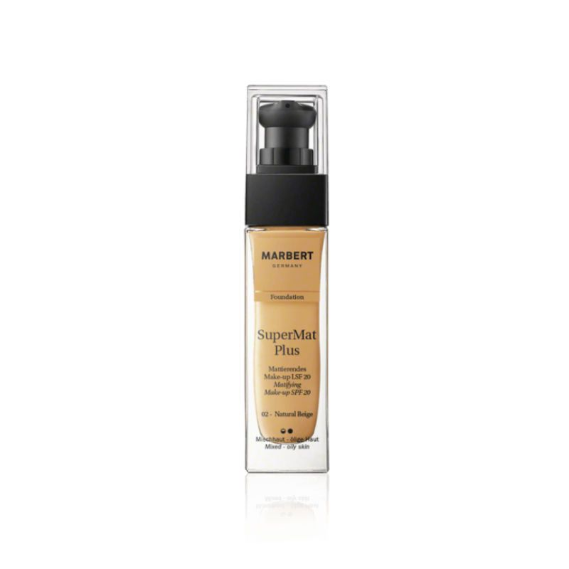 Marbert Foundation Super-Mat Plus Matifying Foundation 02- N