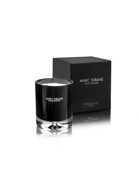 Marc Inbane Bougie Parfumée Geurkaars Pastèque Ananas Zwart