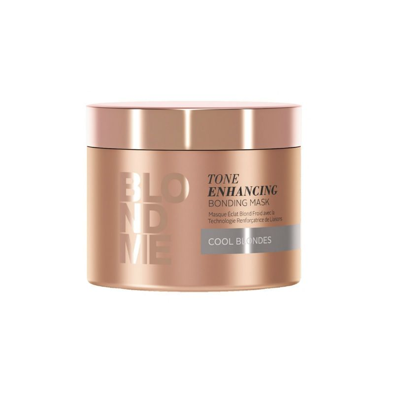 Schwarzkopf Blond Me Care Enhancing Mask Cool Blondes 200ml