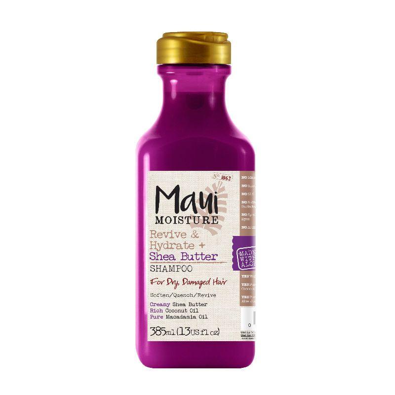 Maui Moisture Heal & Hydrate Shea Butter Shampoo